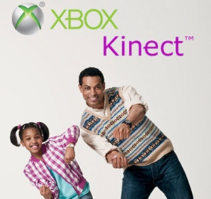 Microsoft xbox - kinect